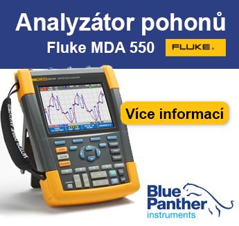 Fluke MDA 550