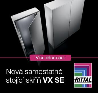 Systém samostatně stojících skříní VX SE