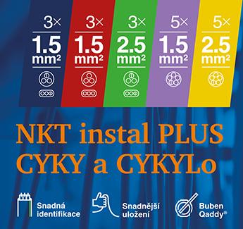 NKT instal plus