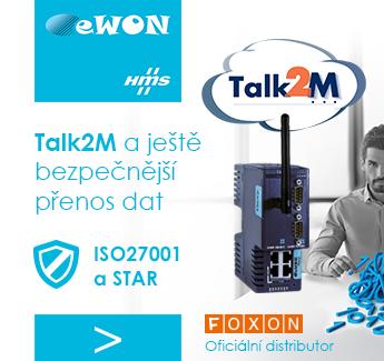 Talk2M a ještě bezpečnější přenos dat