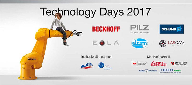Pozvánka na Technology Days 2017