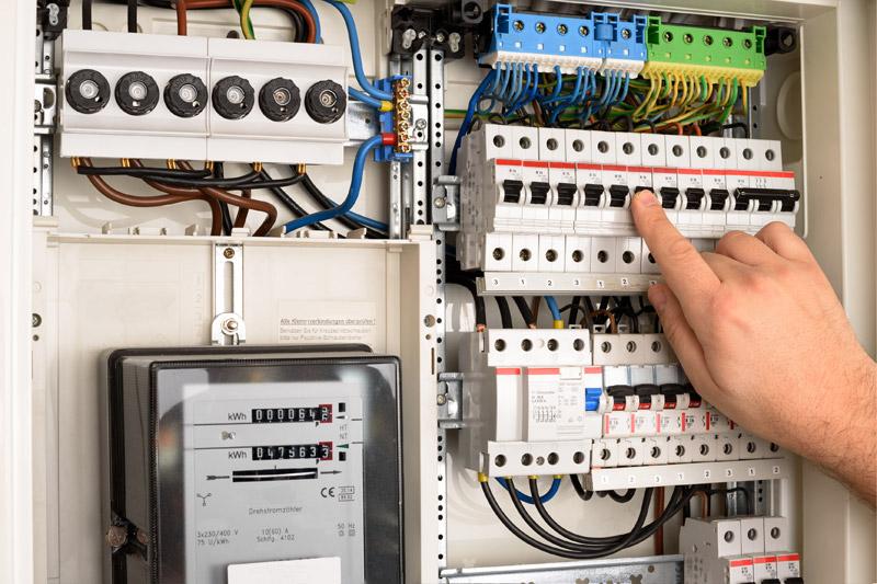Provozní podmínky pro elektroměrové rozváděče ...