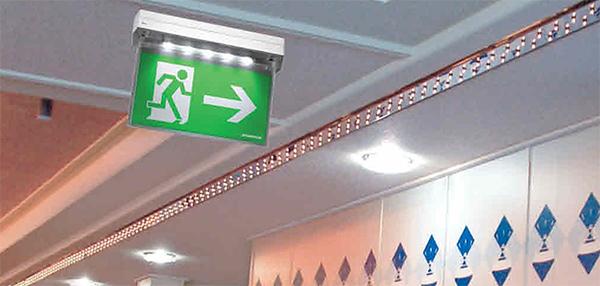 LED svítidla se záložním zdrojem